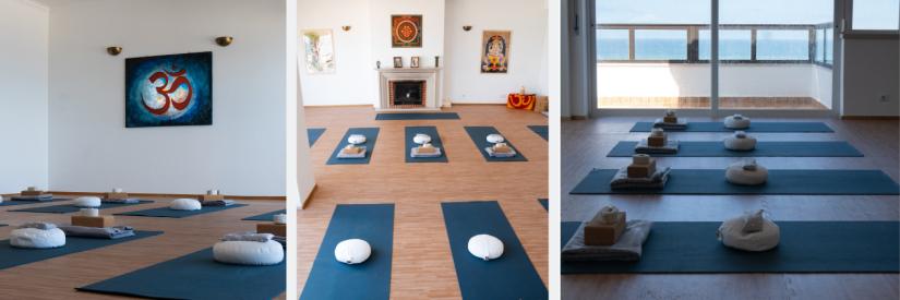 Yoga retreat in Ericeira